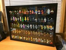 LEGO Star Wars Marvel DC Harry Potter Collective Minifigures Display Case Frame