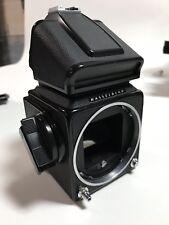 Hasselblad 500 CM C/M Black  PM-5 Prism View Finder
