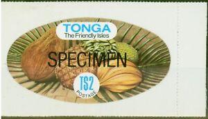 Tonga 1978 2p Specimen SG689as Fine MNH