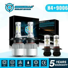9003 H4 LED Headlight 9006 Fog Bulbs for Toyota Tundra 2000-2006 RAV4 2001-2005