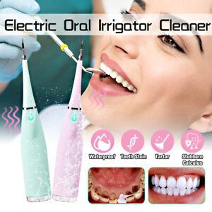 Portable Electric Water Jet Flosser Dental Oral Irrigator Teeth Cleaner 4