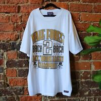 Wake Forest T Shirt Vintage 90s Jansport 1996 Made In USA ACC Champs XL