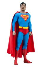 SUPERMAN - Comic Style 1/6th Scale Action Figure (Sideshow) #NEW