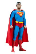 SUPERMAN - Comic Style 1/6th Scale Action Figure (Sideshow Collectibles) #NEW