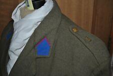 1 ABL FBA BATTLE DRESS  BEGETEX 1968 1er...  Arme à identifier