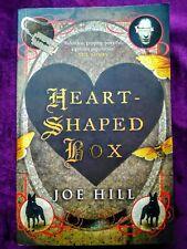 Heart Shaped Box by Joe Hill (Horror Murder Mystery Adventure, Paperback)