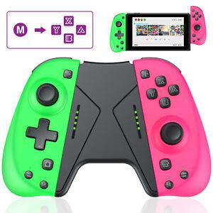 For Nintendo Switch Joy-Con Joy Pad (L/R) Wireless Bluetooth Controller Gamepad