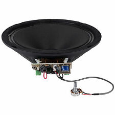"""Bogen AS1 Powered 8"""" Speaker 1W with Volume Control - No Grill"""