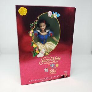 Walt Disney's Snow White and the Seven Dwarfs 60th Anniversary Doll ( 17761 )