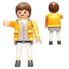 Playmobil Woman Doctor Ambulance Promotional Figure Decorative Big Figurine
