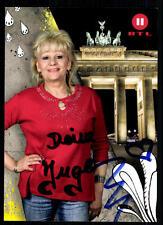 Inge Berlin Tag und Nacht Autogrammkarte Original Signiert ## BC 16446