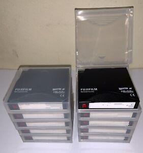 FUJI LTO6 16310732 ULTRIUM 2.5TB 6.25TB LTO6 TAPES WARRANTY 10 PACK REFURBISHED