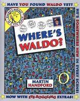 Where's Waldo? : Reissue by Martin Handford