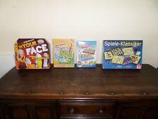 Kinderspiele 4 Stück alle OVP