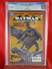 DC Comics Batman GOTHAM KNIGHTS #50 CGC 9.8 Joker & Riddler Appearance 4/04