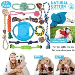 Quality cotton Chewing Rope Teeth Clean Toys for Big Dogs Juguete para Perros