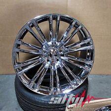 "20"" SRT-8 Style Wheels Rims Chrome Fits Chrysler 300 Dodge Charger Challenger"