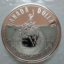 CANADA 1975 SPECIMEN COMMEMORATIVE SILVER DOLLAR COIN