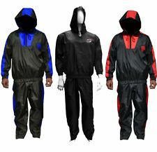 AQF Heavy Duty Sauna Sweat Suit Track Suit Weight loss Slimming Boxing Gym AU