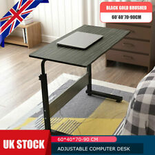 More details for small computer desk laptop study writing game table home office adjustable uk