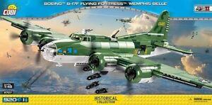 COB05707 - Cobi - Historical Collection - BOEING B-17F FF MEMPHIS B