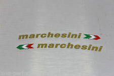 DUCATI 916 996 998 999 1098 1199 Hypermotard MARCHESINI Sticker Gold