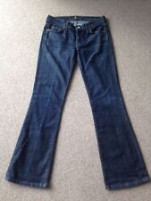 7 for all mankind jeans size 27 RRP £165