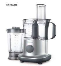 Robots de cocina color principal plata