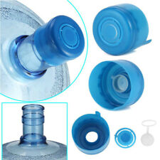 5 Reusable Snap Button Cap Seal Lid Replace for 55mm 3-5 Gallon Water Bottle Jug