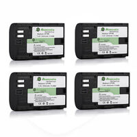 LP-E6 Battery for Canon EOS 70D 60D 80D 7D 6D 5D Mark II III IV Camera + Charger