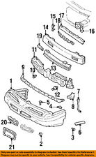 Pontiac GM OEM 94-96 Grand Prix-Grille Grill Right 10225744