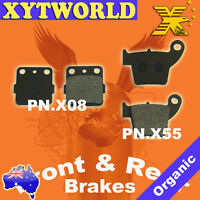 FRONT REAR Brake Pads HONDA CRF 150 RB 2007-2010 2011 2012 2013 2014 2015 2016