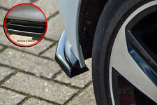 Heckansatz Spoilerecken Seitenteile ABS für VW Polo 6 GTI 2G AW schwarz glanz
