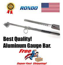 Tire Pressure Gauge 150 PSI BEST QUALITY-aluminum gauge bar! Truck, trailer car
