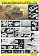 1/35 Dragon M4 Sherman `Composite Hull` PTO  #6441