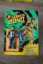 JAMES BOND JR - NINJA - MOC HASBRO 1992