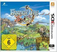 Nintendo 3DS Spiel - Fantasy Life mit OVP