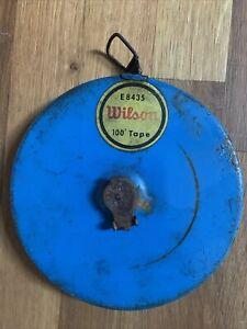Wilson Lawn Tennis Tape Measure VTG
