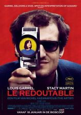 LE   REDOUTABLE      film    poster.