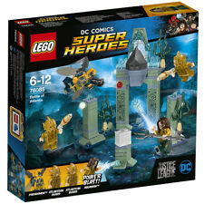 Lego Super Heroes 76085: Justice League Battle Of Atlantis - Brand New
