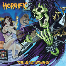 HORRIFIC - Your Worst Nightmare Re-Release DIGI, NEU