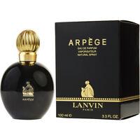 ARPEGE by Lanvin Perfume 3.4 oz 3.3 edp New in Box Sealed