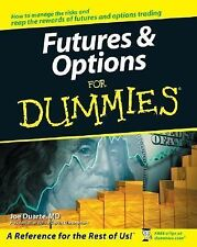 Futures & Options For Dummies by Joe Duarte, MD