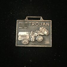 Vintage Eaton Yale & Towne Trojan Machinery Watch Fob