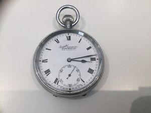 Everite H.Samuel Manchester Pocket Watch