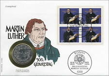 B-0043 Martin Luther - 500.Geburtstag