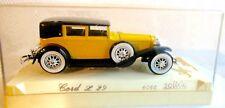 Miniature 1/43 Solido - Cord L 29 (ref 4055) - L'AGE GOLDEN