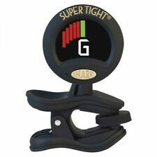 Snark St8 Black Clip-On Super-Tight All Instrument Tuner With Metronome - New