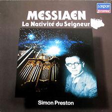 Messiaen La Nativite Du Seigneur Simon Preston 1965 London 414 436-1
