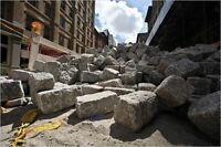 Soho CobbleStone From The Streets of New York City!